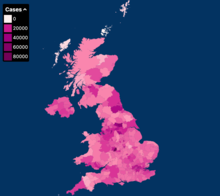 UK Coronavirus Cases per Local Authority as of the 20th of Jan 2021.png
