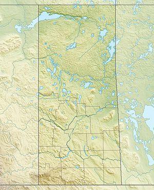Chipewyan language is located in Saskatchewan