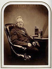 John Edward Gray. Photograph. Wellcome V0027572.jpg
