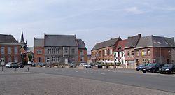 Market Place of Chièvres