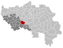 Anthisnes Liège Belgium Map.png