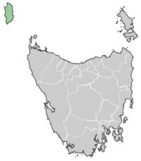 Location of 金岛(又名金格岛)