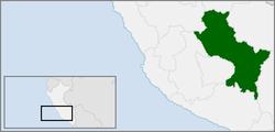 现代库斯科界限;比尔卡班巴可能在其东部,分界线不明