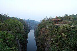 Tiansheng bridge Lishui2.JPG