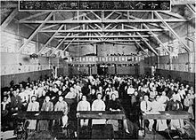 Mongolian Affairs closing conference in 1930.
