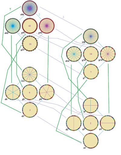 Symmetries of tetracontadigon.png