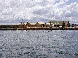 的的喀喀湖,有部分由普诺大区管辖