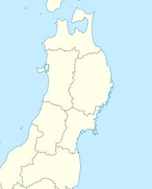 下北半岛在东北地方的位置