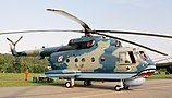 Mil Mi-14/Mil Mi-17 amphibious/middle helicopter