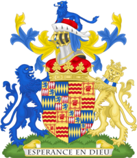 Coat of arms of the duke of Northumberland.png