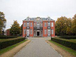 Sorghvliedt Castle or Kasteel Sorghvliedt