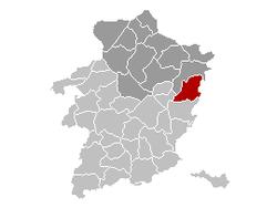 Dilsen-Stokkem Limburg Belgium Map.png