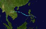 JMA TD 15 2020 track.png