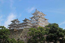 Himeji Castle Keep Tower 20160730-2.jpg