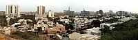 KarachiSkyline-View from Hill Park-Panorama.jpg
