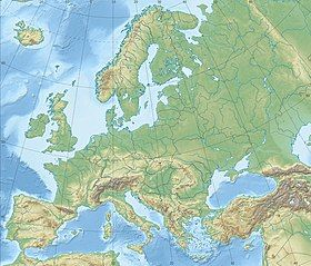 Madrid is located in Europe
