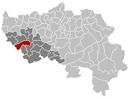Huy Liège Belgium Map.png