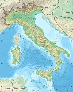 Pompeii is located in Italy