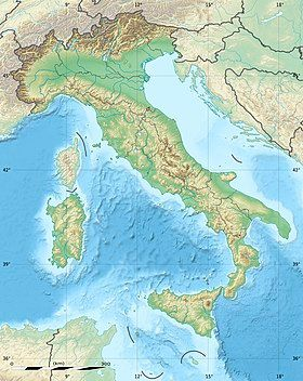 Mount Vesuvius is located in Italy