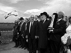 Na terenie obozu Birkenau (14573491352).jpg