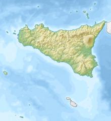 Cape Ecnomus is located in Sicily