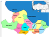 Districts of Samsun