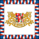 Flag of the President of Czechoslovakia (1918-1939, 1945-1960).png