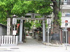 Tenmangu (Nishinari, Osaka)5.jpg