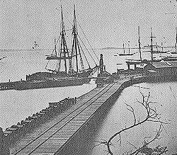 1865年的霍普维尔海滨