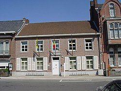 Town hall of Opwijk, building 1