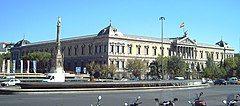 Plaza de Colón (Madrid) 02.jpg