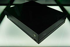 XBOX ONE X Gamescom (36042607743).jpg