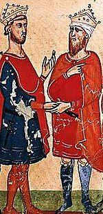 Al-Kamil Muhammad al-Malik and Frederick II Holy Roman Emperor.jpg