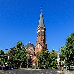 Hochmeister Church