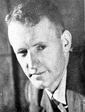 A portrait photograph of Ian Smith