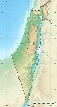 Mount Meron is located in Israel