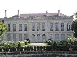 位于香槟地区沙隆的省会大楼