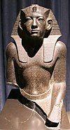 Amenemhet III, basalto, seconda metà del XIX sec. ac. 02.JPG