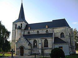 St. Aldegonde's church