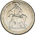 Obverse of the coin