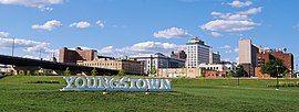 Youngstown skyline Wean Park.jpg
