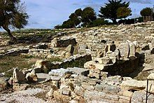 General view of the excavations - Heraclea Minoa - Italy 2015.JPG