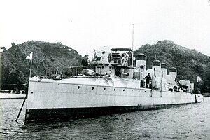 IJN Sazanami at Yokosuka Meiji 33.jpg