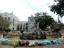 Lucena Perez Park Magsasaka.JPG