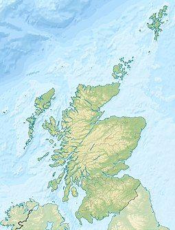 设得兰在苏格兰的位置