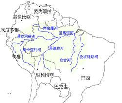 亚马孙盆地