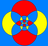 Rhombicuboctahedron stereographic projection square2.png