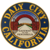 Official seal of Daly City, California