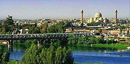 Old Bridge of Mosul