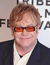 Elton John in 2011